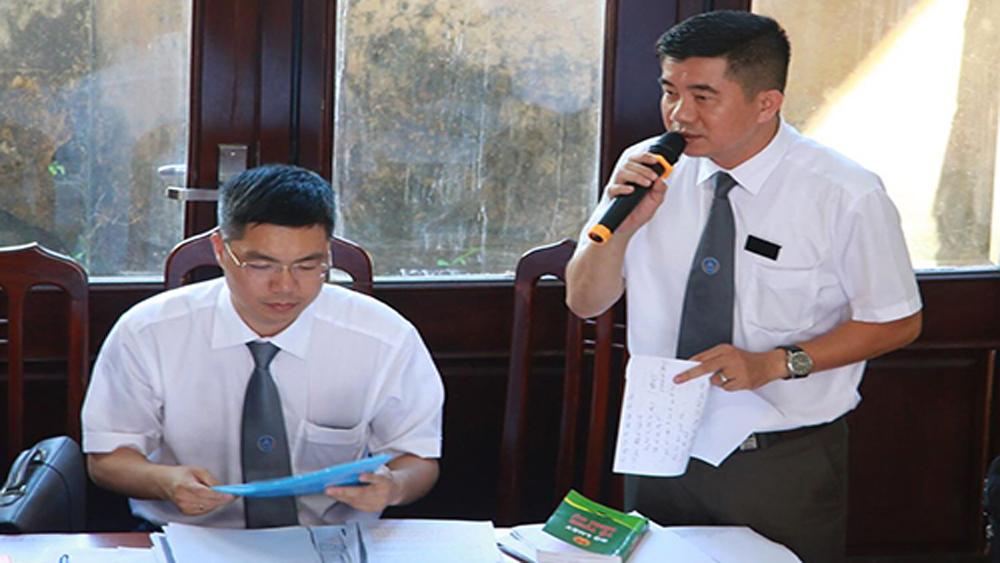 """Vụ án Hoàng Công Lương """"có thể oan sai vì vắng cựu giám đốc"""""""